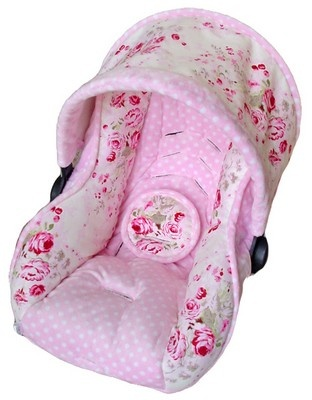 Floral Infant Car Seat Covers