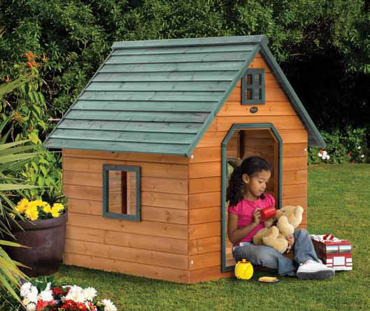 How to make cubby house