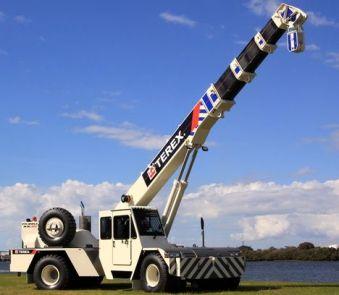 franna-crane