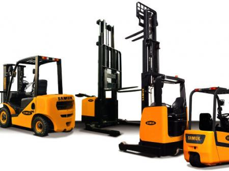Forklift-types