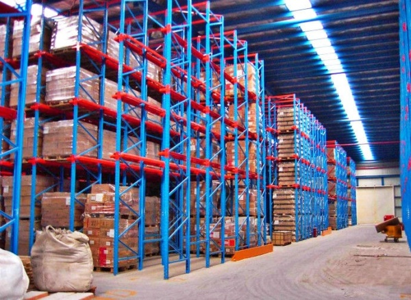 warehouse solution steel racking