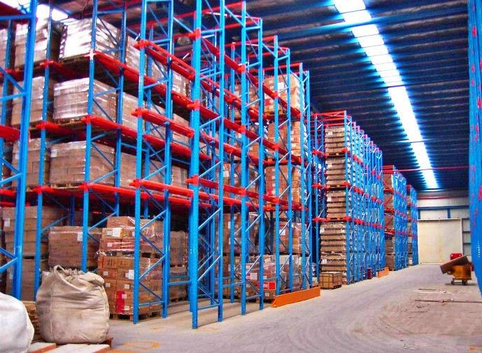 warehouse solution steel racking