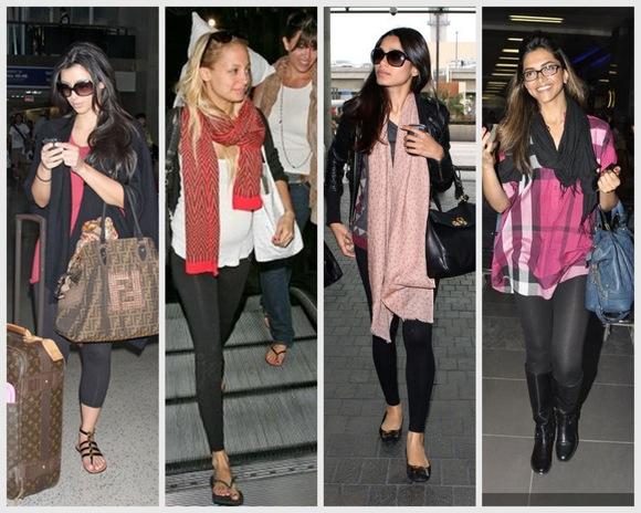 handbags scarves fashion